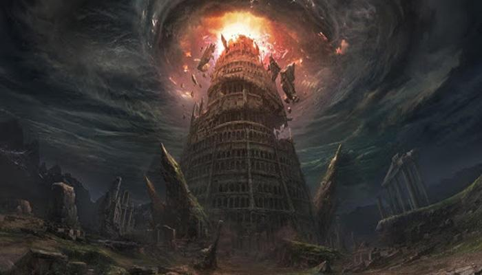 Разрушение архитектурного чуда из Вавилонии