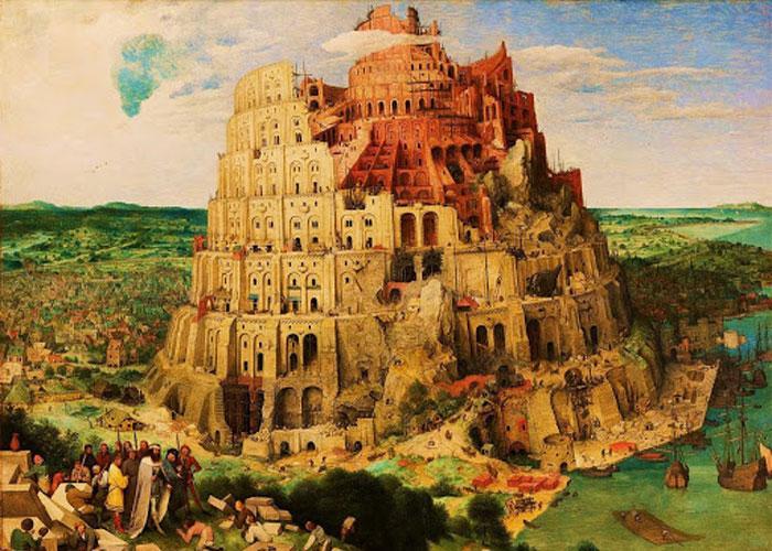 Картина Питера Брейгеля