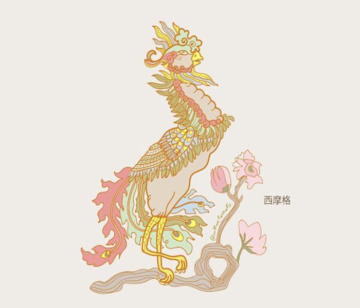 «Китайский Симург». Самка Фэнхуана – статная, гордая, благонравная