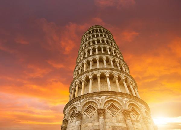 Пизанская башня: история Пизанской башни, и все, что следует знать