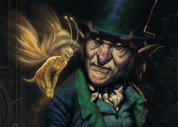 Лепреконы - ирландские гномы или карлики, обладающие большим богатством - фото на mifistoria.info