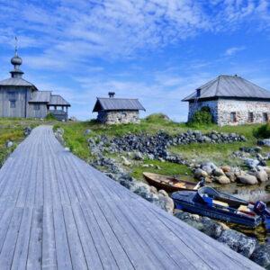 Заяцкий остров: соловецкие острова лабиринты и их история