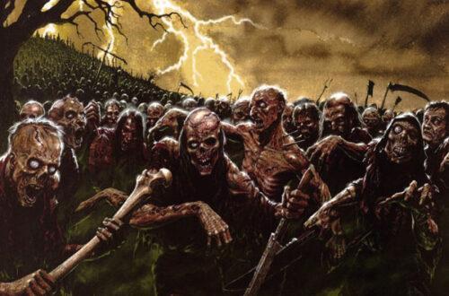 Кто такие зомби, и откуда они произошли? Теории и факты.
