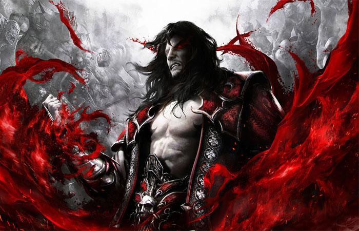Сastlevania lords of shadow 2