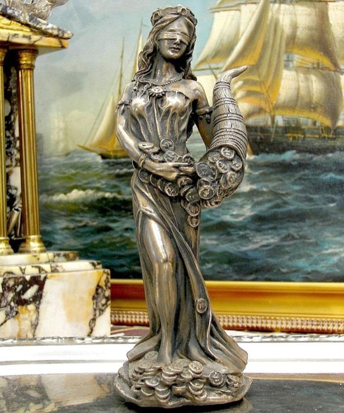 Богиня Фортуна