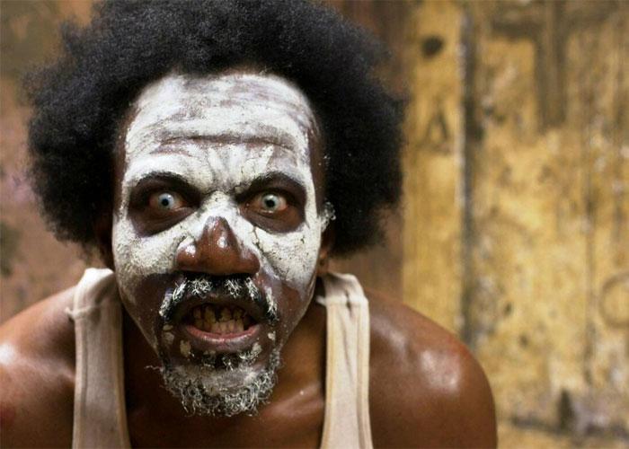 Африканский зомби