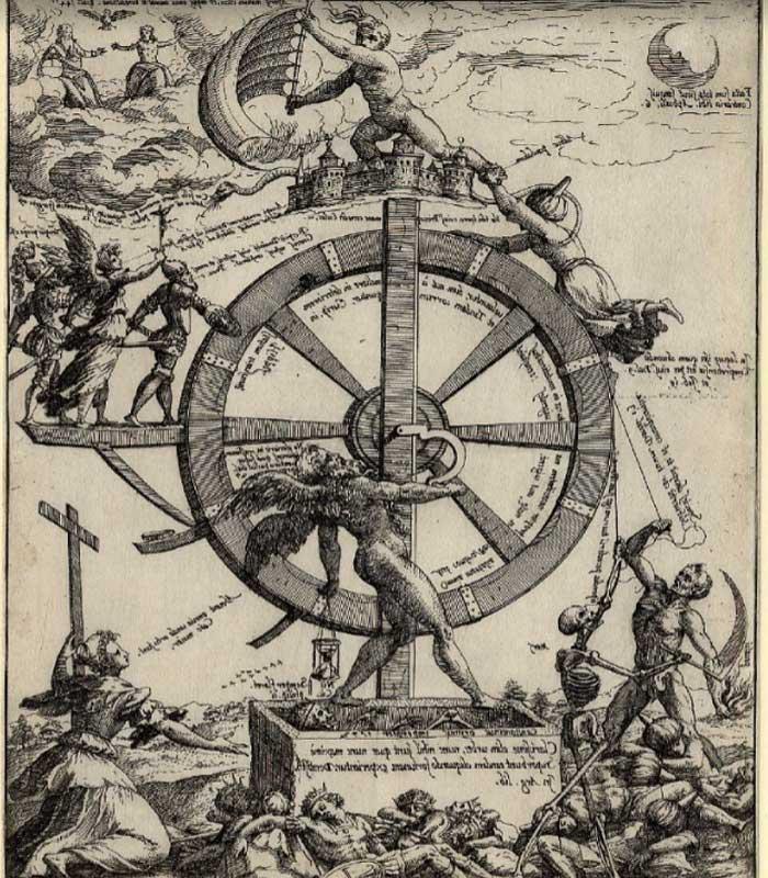 Цикличность жизни в записях, датирующихся Средневековьем