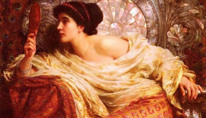 Первая супруга правителя Роксана