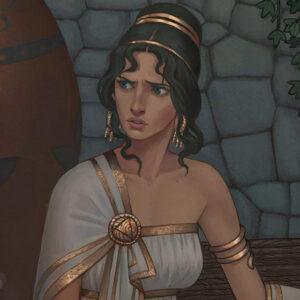 Медея - древнегреческая полубогиня, дочь царя Колхиды. Биография на mifistoria.info