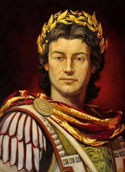 Великий полководец Александр Македонский