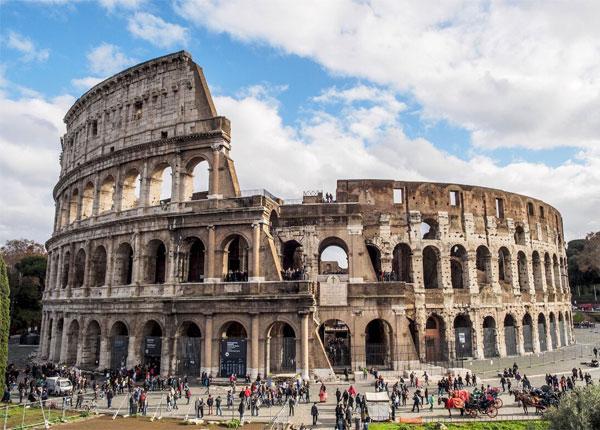 Колизей в Риме: история амфитеатра, исторические факты