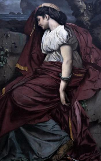 Древнегреческая Медея