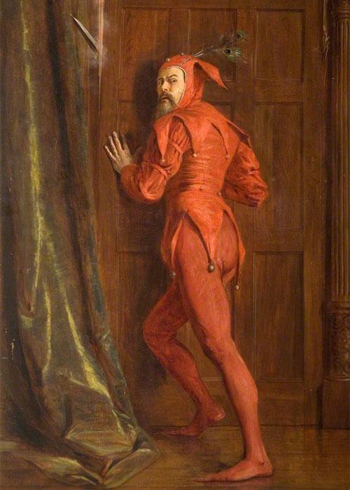 Изображение демона в картинах и литературе
