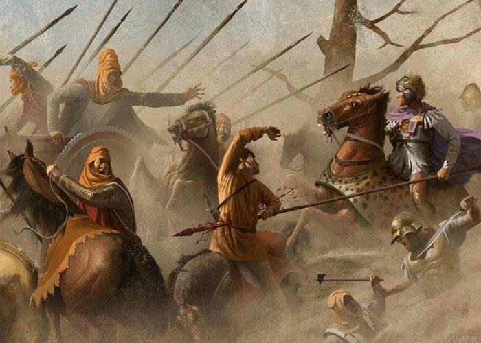 Великие сражения царевича