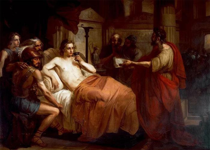 До сих пор неизвестно, от чего именно умер Александр