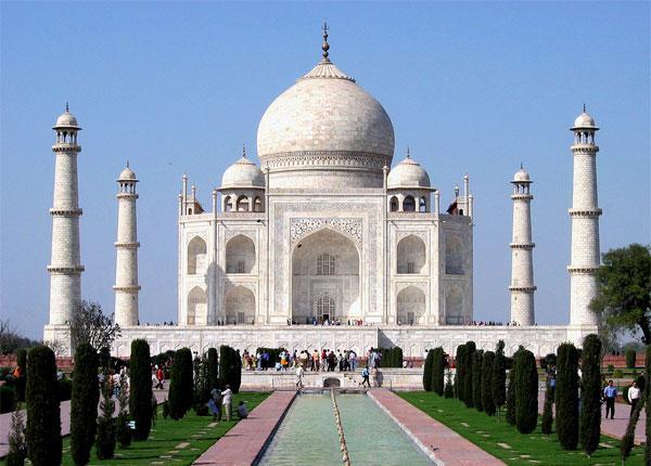 Что такое Тадж-Махал, и где он находиться? История великого мавзолея на mifistoria.info