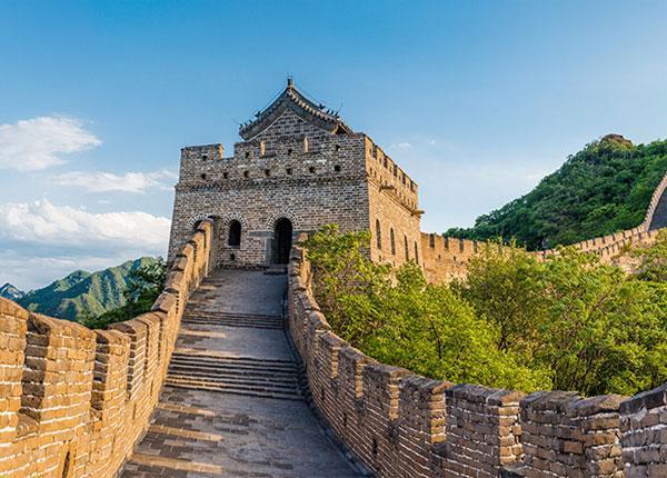 Великая Китайская стена: история строительства, факты и легенды на mifistoria.info
