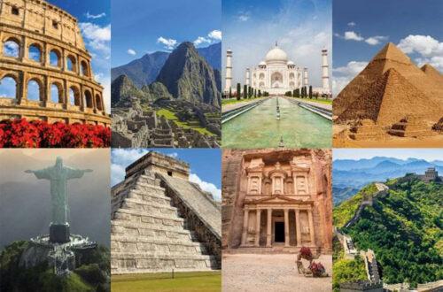7 чудес света, новые и старые: вся информация о чудесах целой планеты
