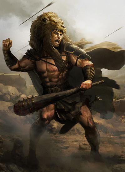Геракл - одна из ключевых фигур древнегреческой и римской мифологии