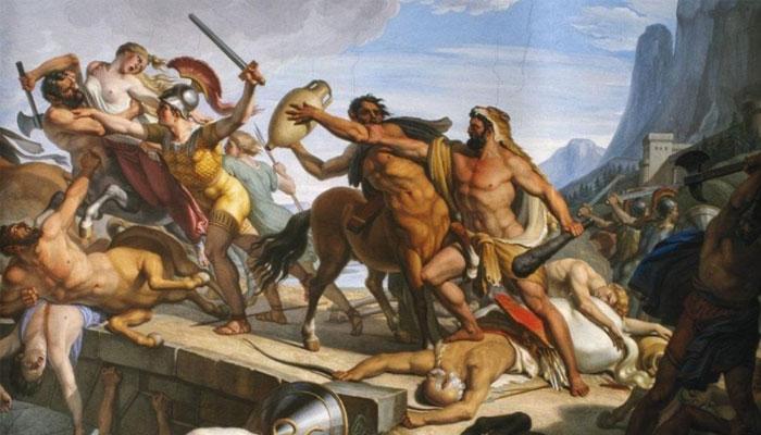 Геракл и кентавры