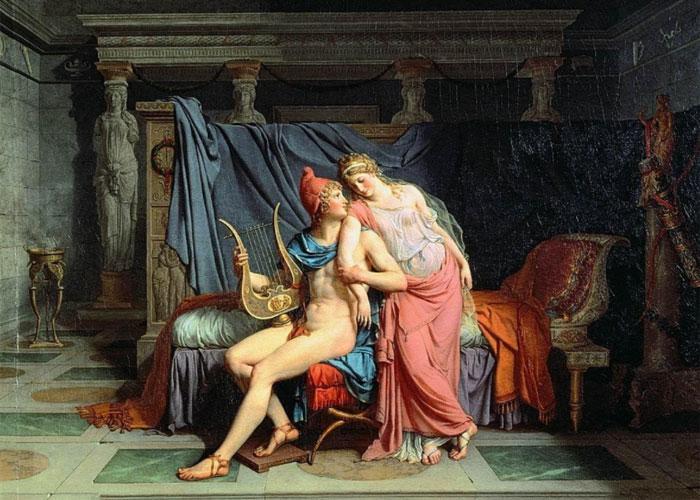 Парис и Елена
