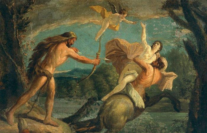 Похищение Деяниры