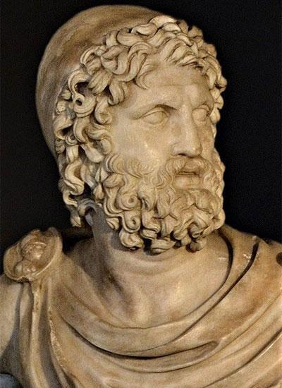 Скульптура Одиссея