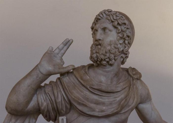 Мифологический персонаж древнегреческого эпоса