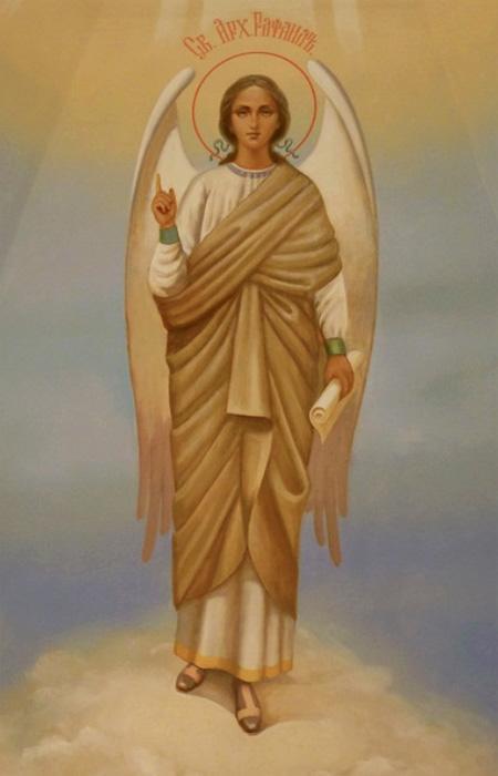 Святой Рафаил