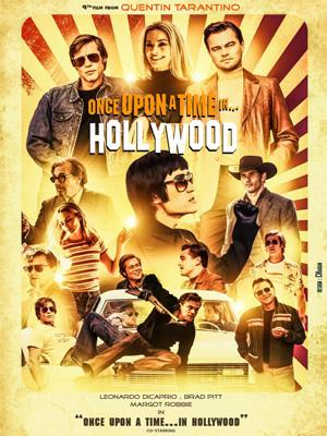 Однажды в Голливуде