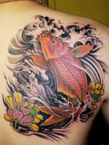 татуировки триады