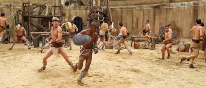 Тренировка воинов