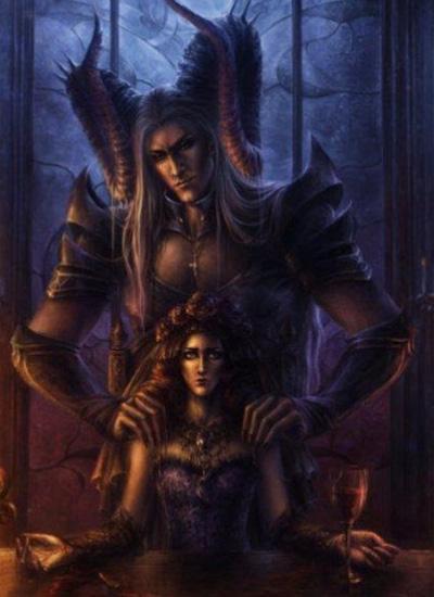 Сладострастный демон Асмодей