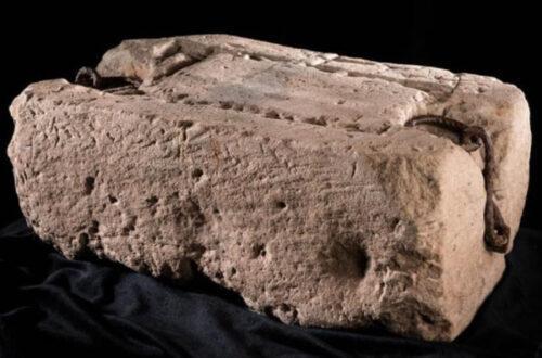 Камень Судьбы в Шотландии: путь артефакта с древних и до наших времен - фото на mifistoria.info