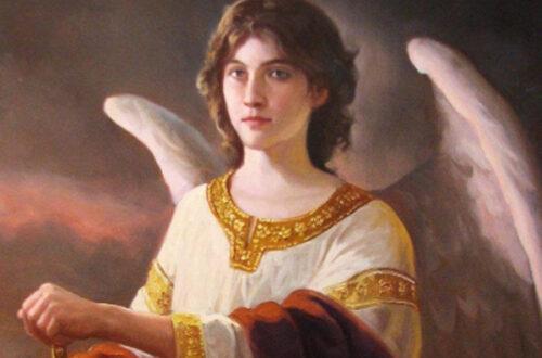 Архангел Уриил - икона, молитва и почему Уриил наставник творцов и рассеиватель тьмы - фото на mifistoria.info