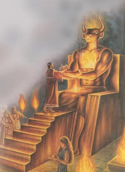 Ритуальные жертвоприношения