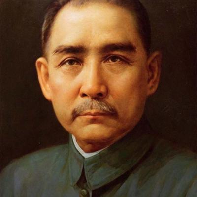 Сунь Ятсен активно использовал влияние триад