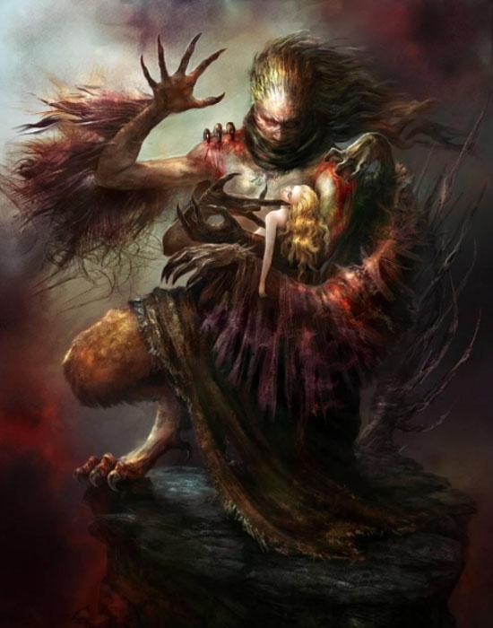 Асмодей - один из самых сильных и могущественных демонов