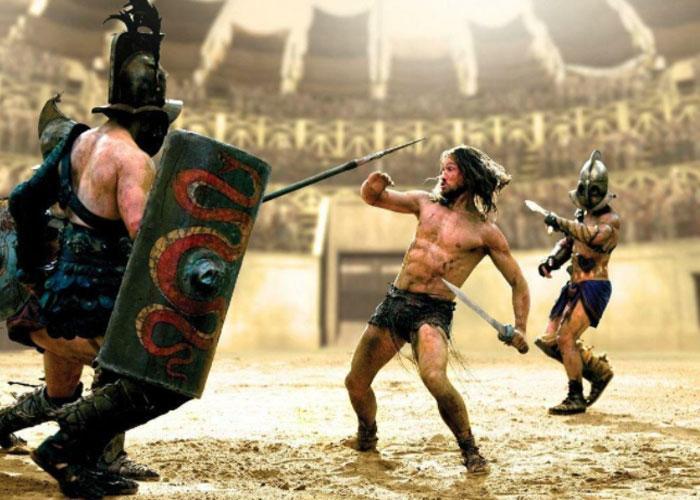 Кровавые сражения на арене вызвали неслыханный интерес у древних римлян
