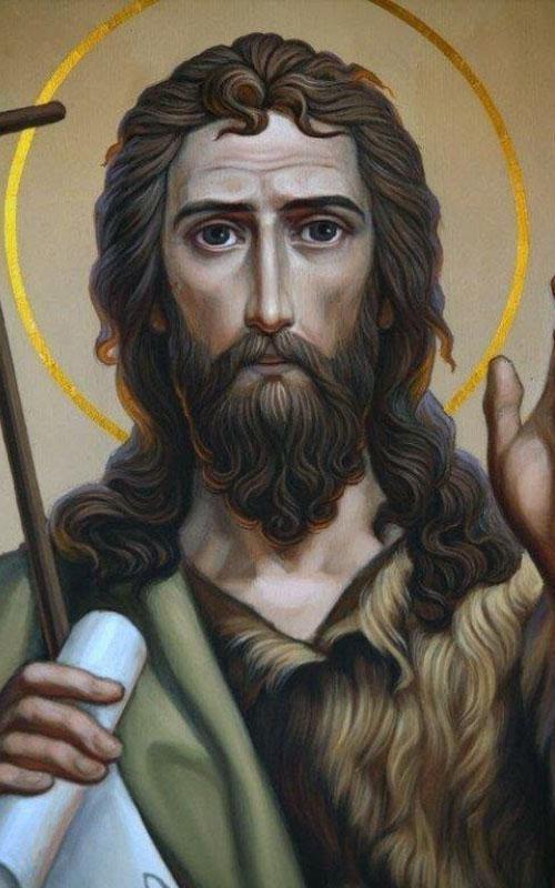 Главный враг князя тьмы, Иоанн Креститель