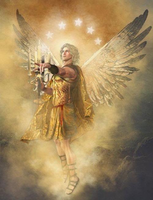 Главная миссия архангела Уриила - рассеивать тьму и невежество