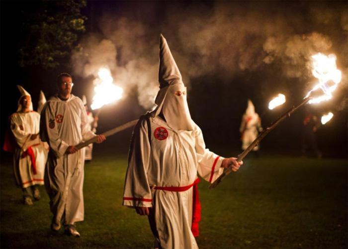 Один из ритуалов братства