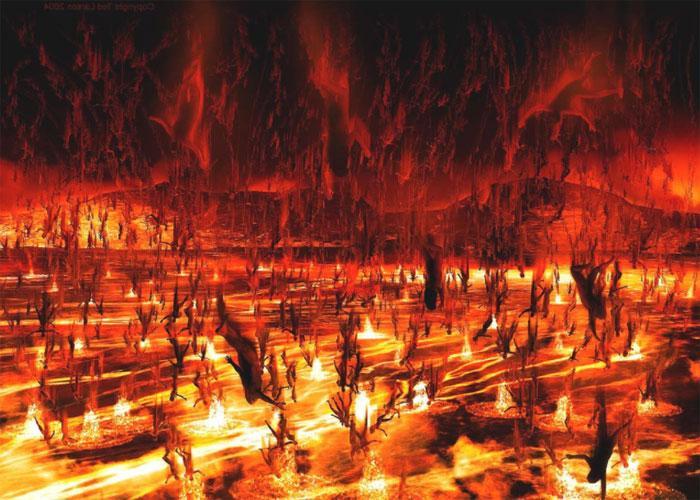 Геенна огненная