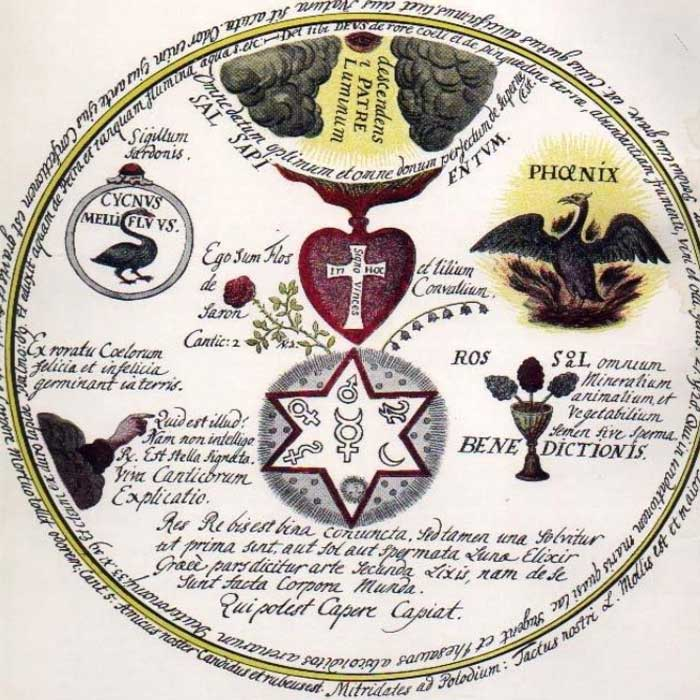 Символизм ордена