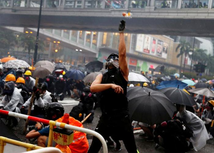 Протест в Китае в 2019 году