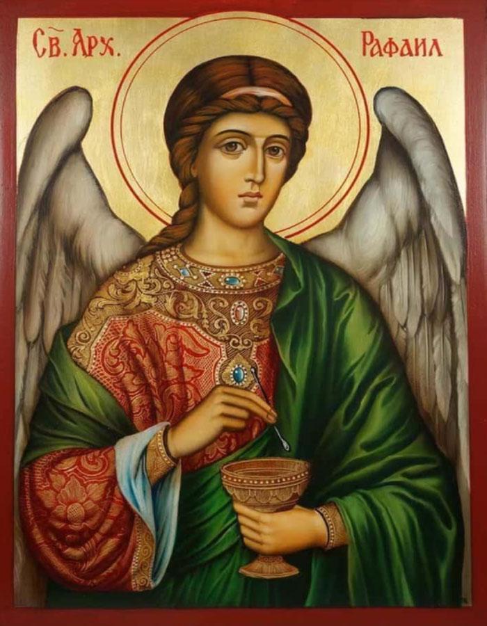 Внешний вид святого архангела