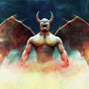 Кто такой Асмодей? Демон искуситель Асмодеус - история и картинки на mifistoria.info