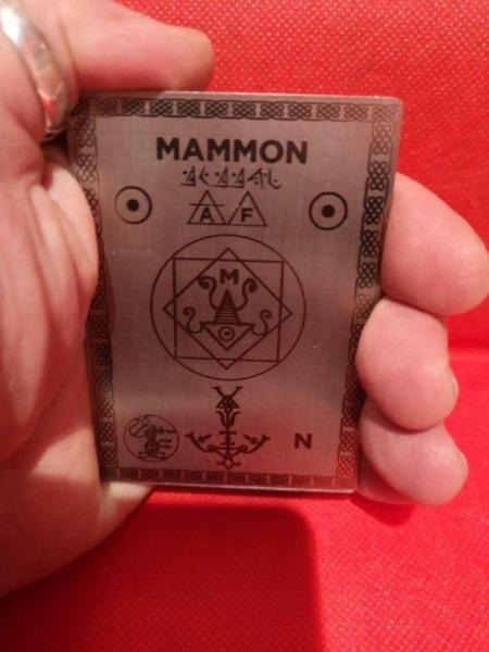 Печать Мамона