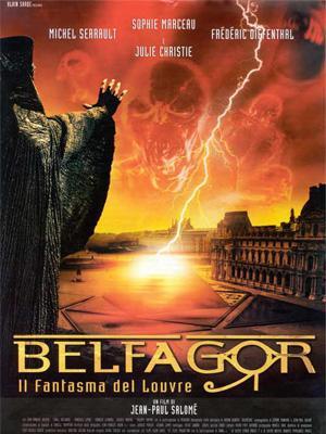 Бельфегор – призрак Лувра