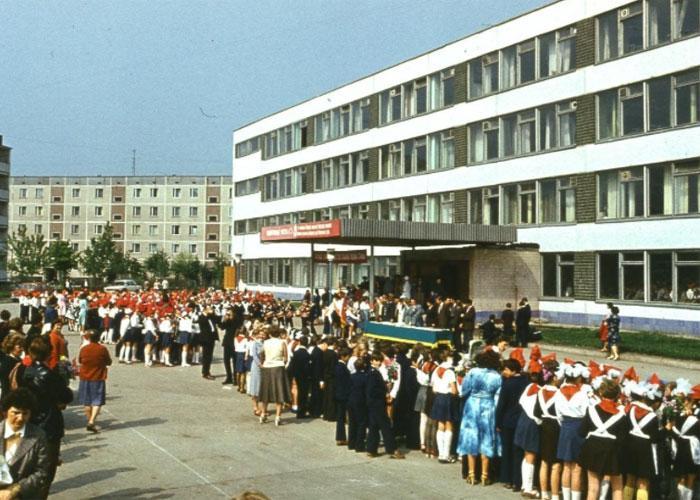 Чернобыль, 1970 год